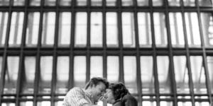 Meg and Chris Grand Central Engagement Session NYC-2