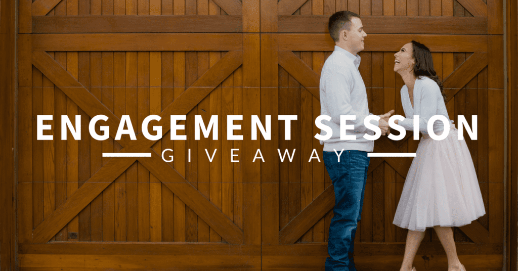 free engagement session in nyc giveaway