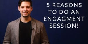 video thumbnail for 5 reasons why you should have an engagement session in new york city before your wedding