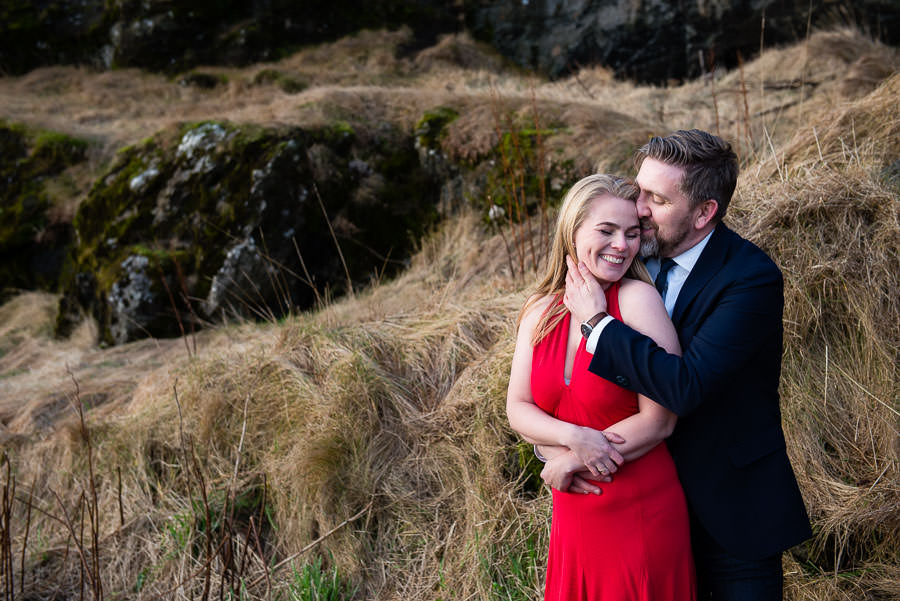 iceland engagement session by destination wedding photographer jakub redziniak