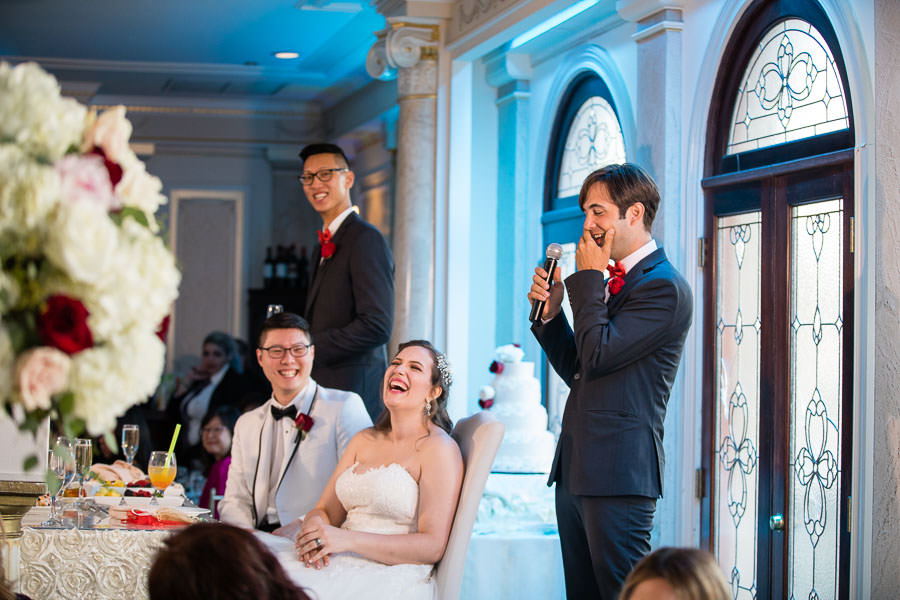 speeches and toasts at jericho terrace wedding