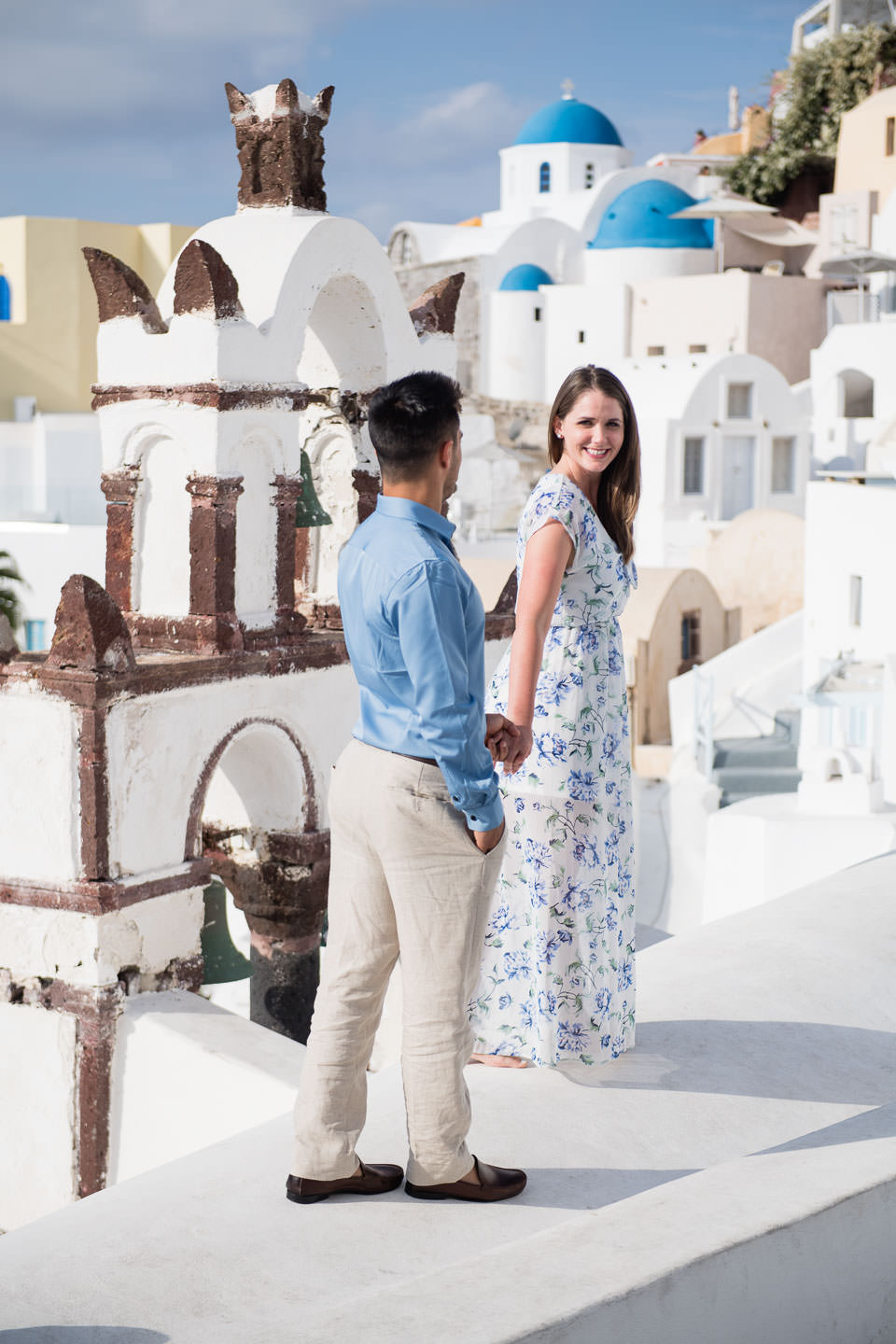 Santorini engagement session (1)