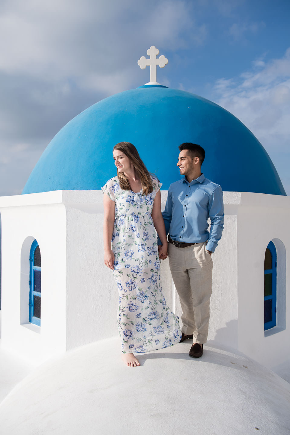 Santorini engagement session (2)