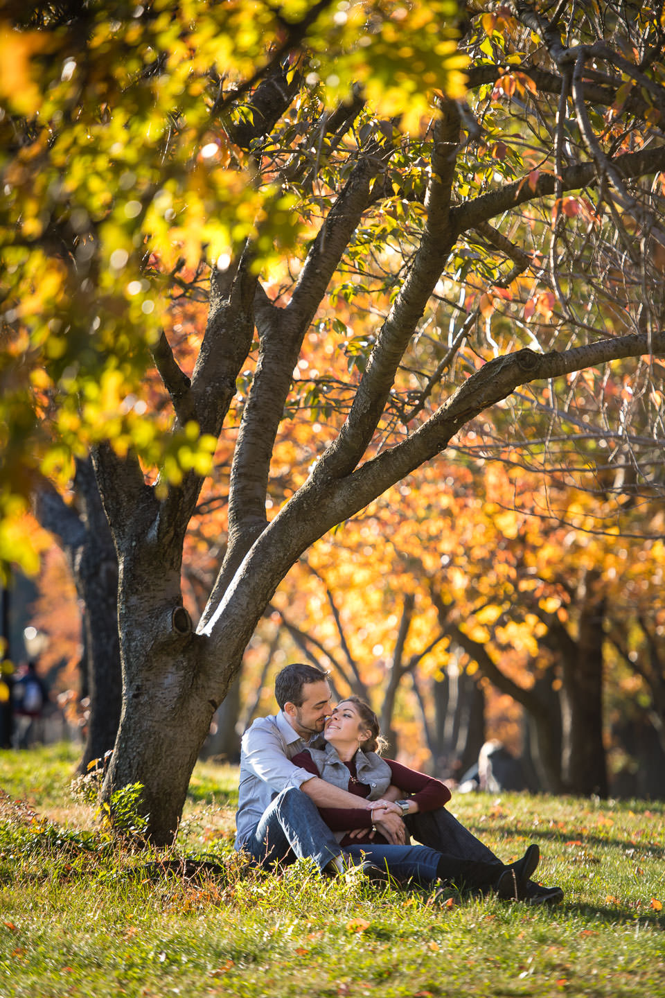autumn nyc engagement session (2)