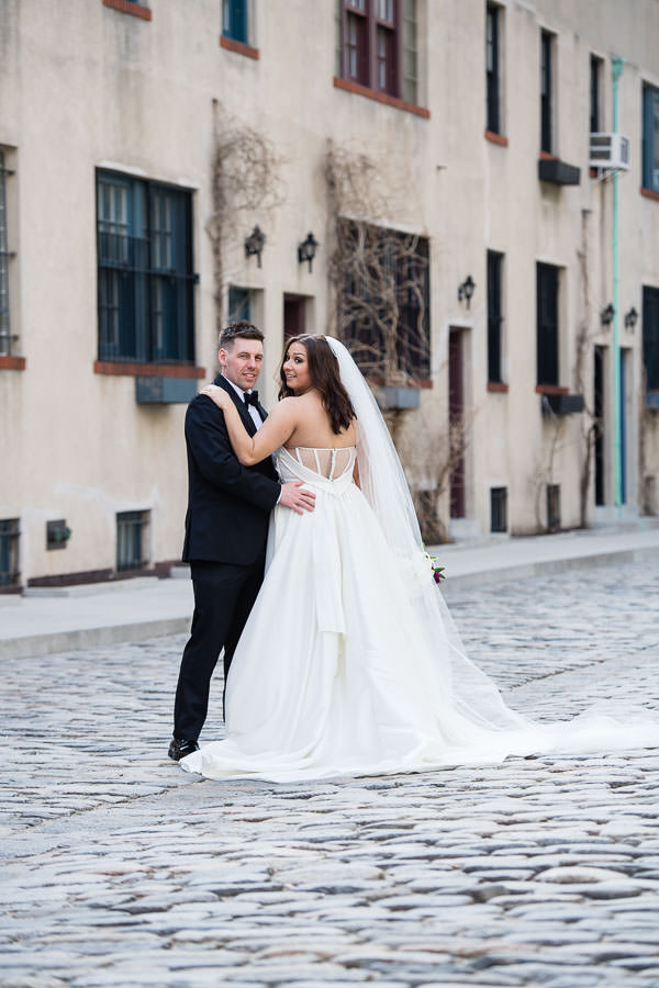 washington mews st wedding day portrait session in nyc
