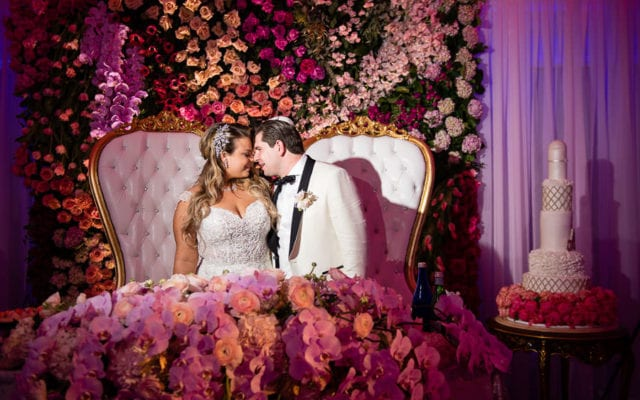 Iaroslava & Manashir's Metropolitan Ballroom Wedding