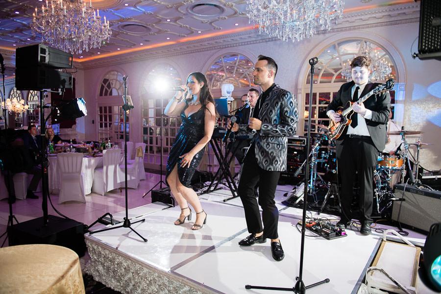 Simone Band NY Magdalena Baldych