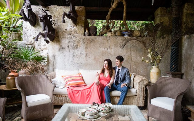 Destination Engagement Session in Barbados | Ariel & Ian