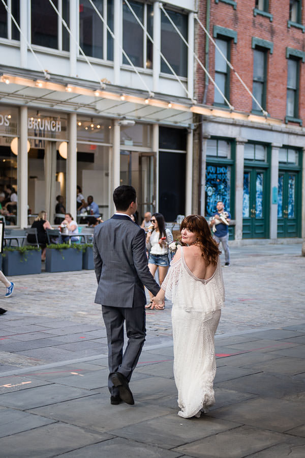 rooftop wedding at lower east side new york city