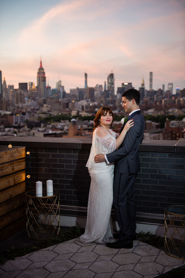 wedding at lower east side new york city