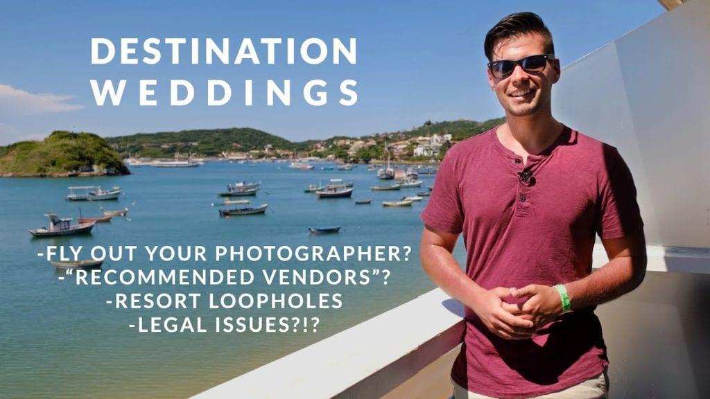 destination wedding photographer video thumbnail