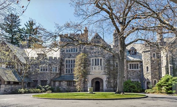 skylands manor engagement session