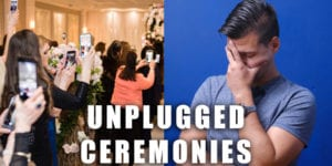 Unplugged Wedding ceremony video thumbnail