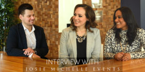 Josie Michelle Events Interview Thumbnail