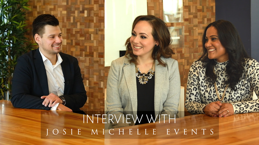 Interview with NYC Wedding Planner Josie Michelle Events
