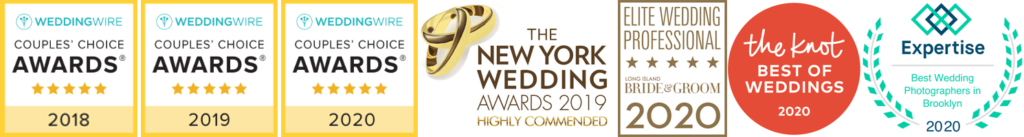 award winning nyc wedding photographer
