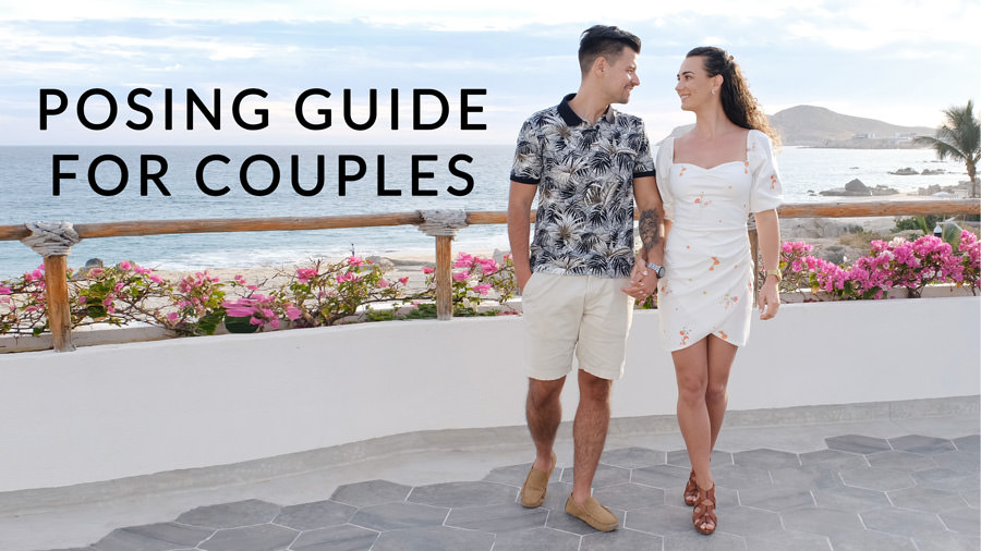 Posing Guide For Couples